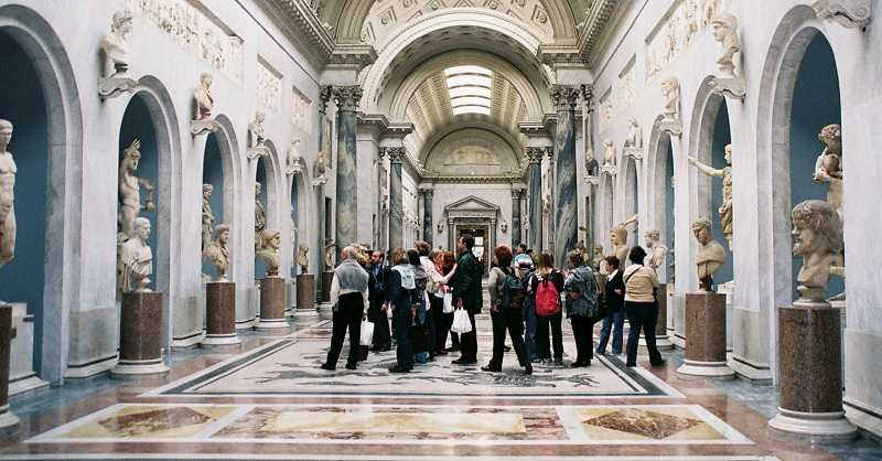 how to buy online ticket for vatican museums