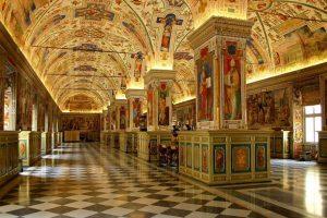 vatikan müzesi, sistine şapeli
