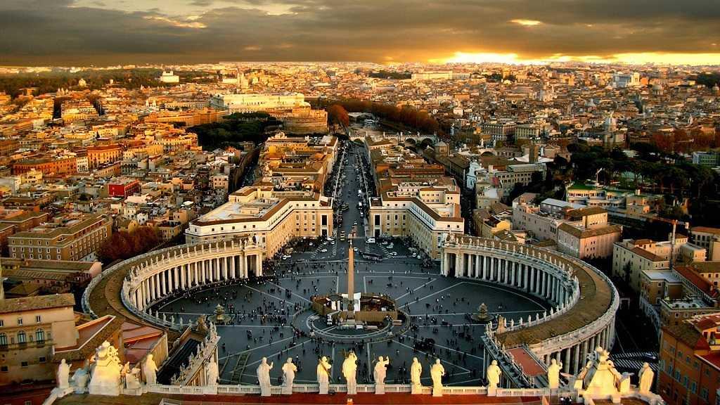 Bilet wstępu do Muzeum Watykańskiego