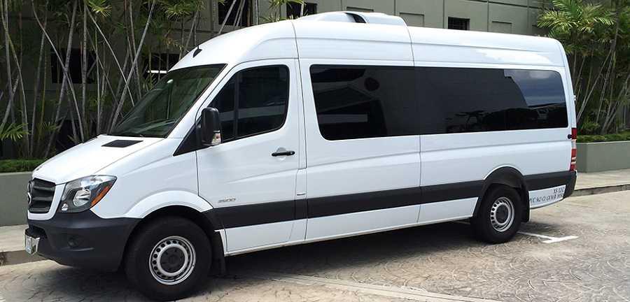 véhicule minibus avec guide privé a istanbul