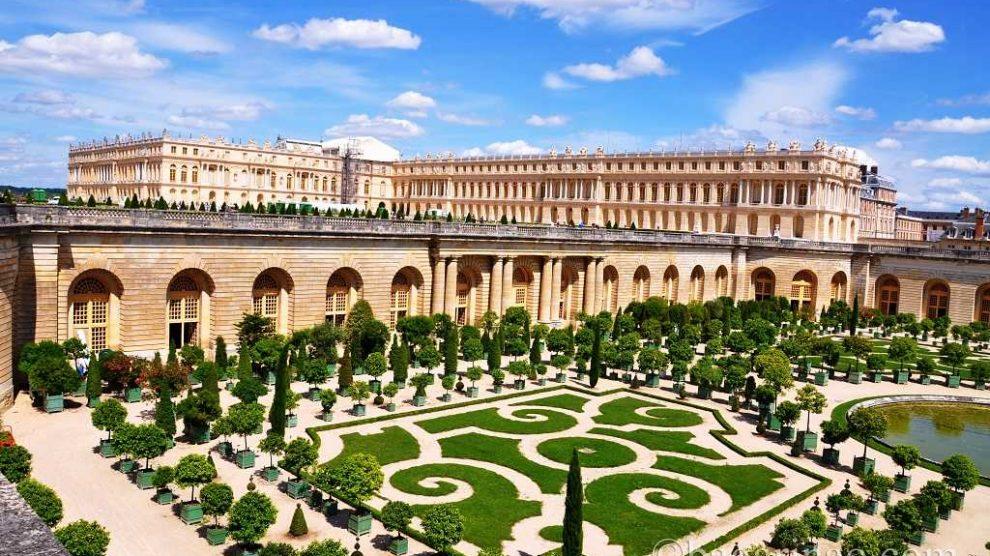 versay sarayı, bahçeleri, bileti