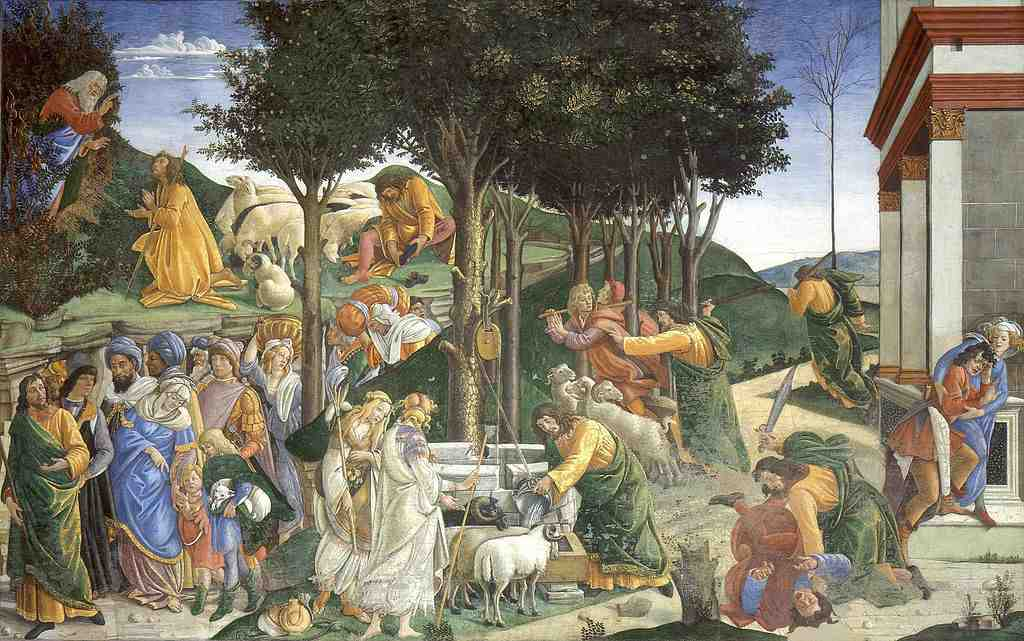 Las pinturas mas famosas de Boticelli
