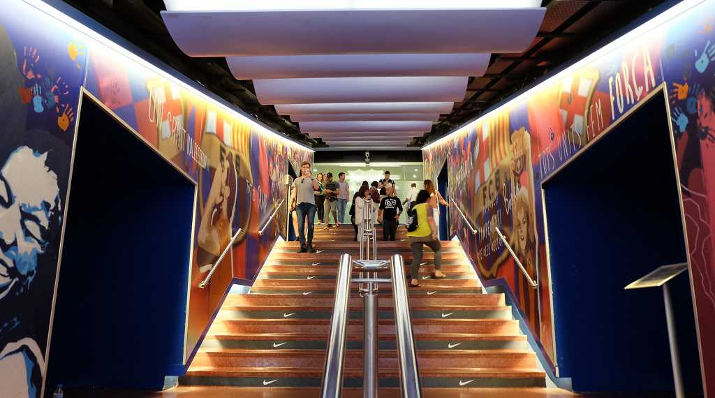 camp nou museum hours and entrance fee