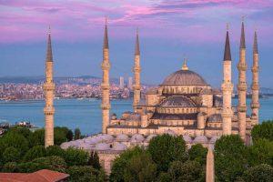 Wandeltocht Door Istanbul, Oude stadswandeling met officiële gids