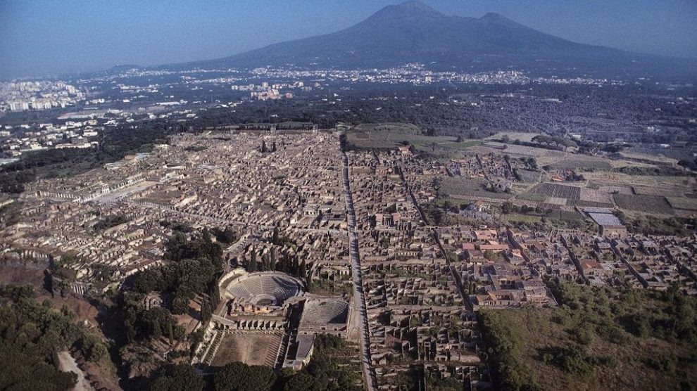 sights and places to see in pompeii
