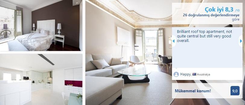 barcelona kiralık apartlar